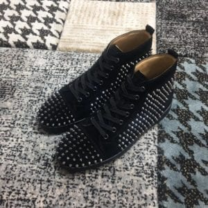Christian Louboutin High Top Sneaker - CNLB1072-1