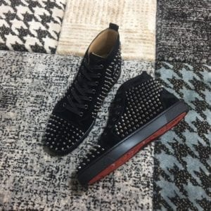 Christian Louboutin High Top Sneaker - CNLB1072-3