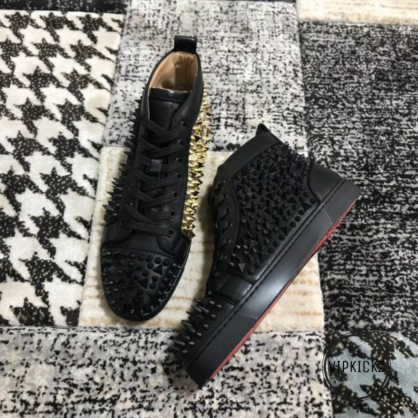Christian Louboutin High Top Sneaker - CNLB1081-3
