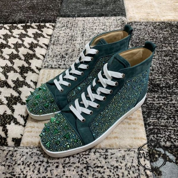 Christian Louboutin High Top Sneaker - CNLB1096-1
