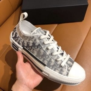 "Dior Oblique Technical Canvas ""B23"" Sneaker - DIOR1002-1"
