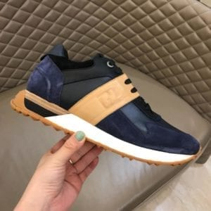 Fendi Blue Trainer - FEND1004-1