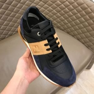 Fendi Blue Trainer - FEND1004-2