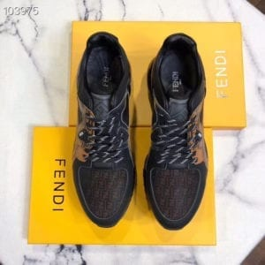 Fendi Brown Trainer - FEND1011-3