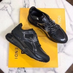 Fendi Black Trainer - FEND1013-3
