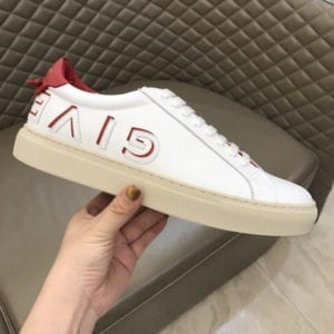 Givenchy Low Sneaker Leather - GVCY1005-1
