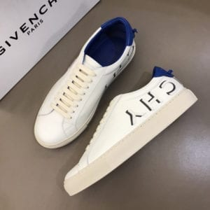 Givenchy Low Sneaker Leather - GVCY1006-2