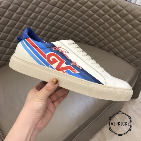 Givenchy Low Sneaker Leather - GVCY1007-1