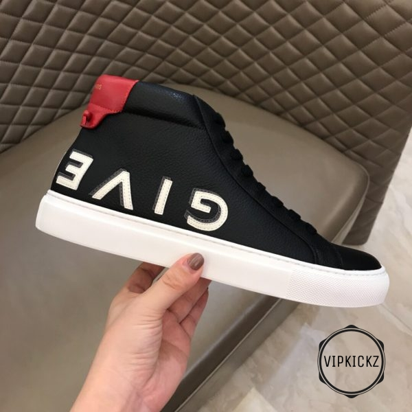 Givenchy High Sneaker Leather - GVCY1013-1