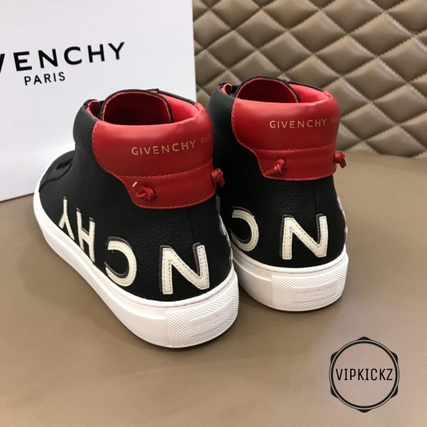 Givenchy High Sneaker Leather - GVCY1013-2
