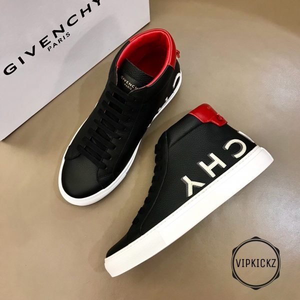 Givenchy High Sneaker Leather - GVCY1013-3