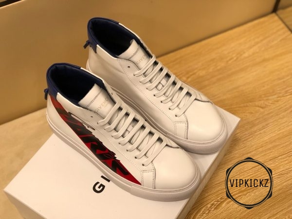 Givenchy High Sneaker Leather - GVCY1014-3