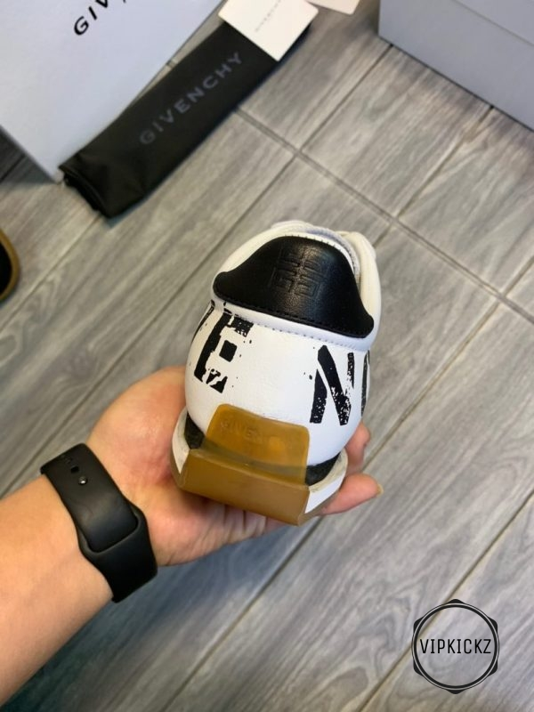 Givenchy Low Sneaker Leather - GVCY1015-4
