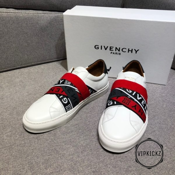 Givenchy Low Sneaker Leather – GVCY1018-3