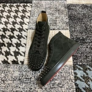 Christian Louboutin High Top Sneaker – CNLB1116-2