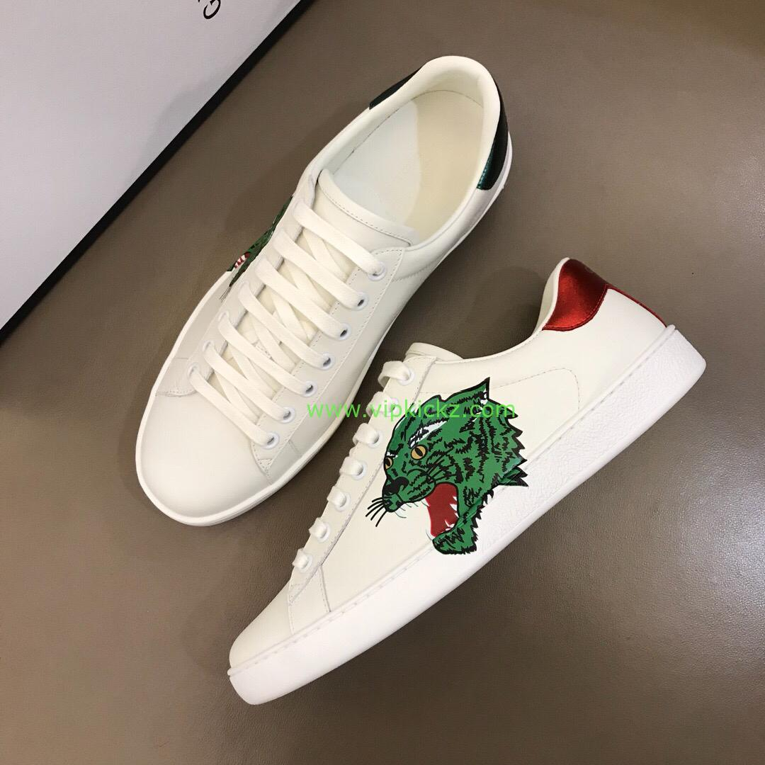 Gucci Ace Sneaker Panther – GUCC1045